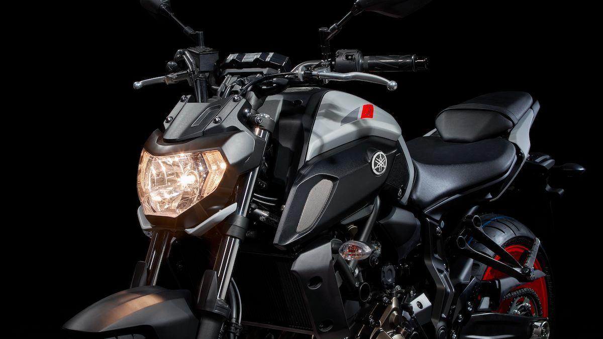 Yamaha MT-07 2019 design