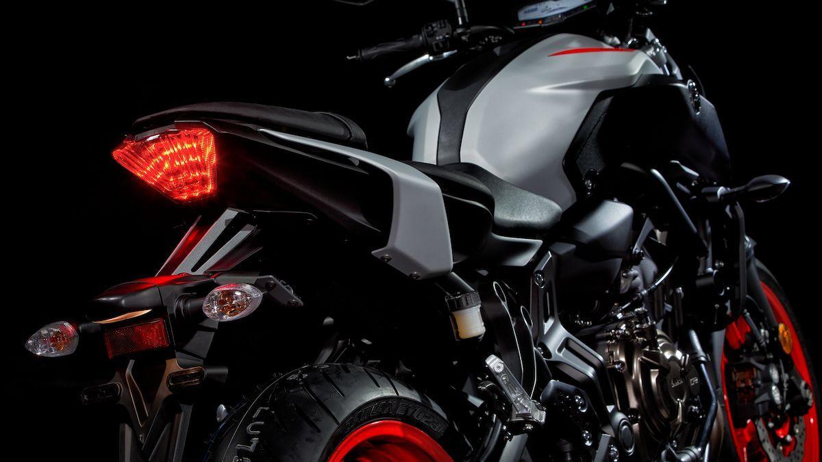 Yamaha MT-07 2019 version bridée permis A2