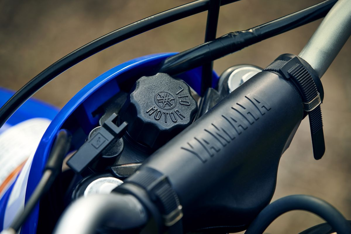 Yamaha 2019 PW50 facilité entretien