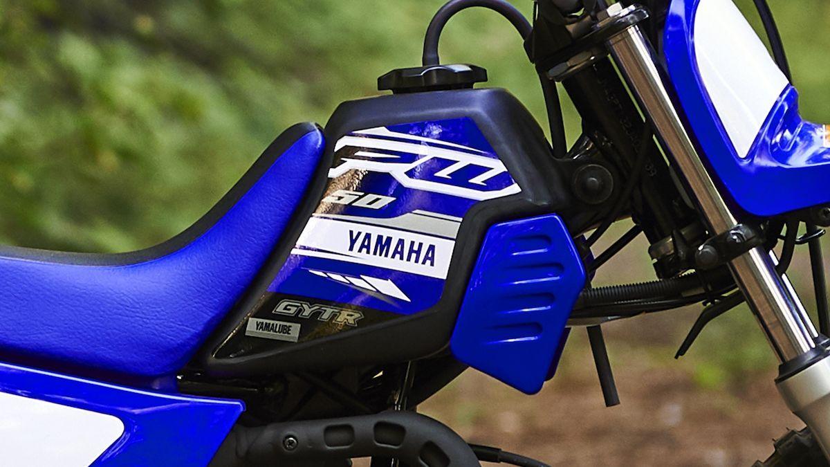 Yamaha 2019 PW50 habillage polypropylène