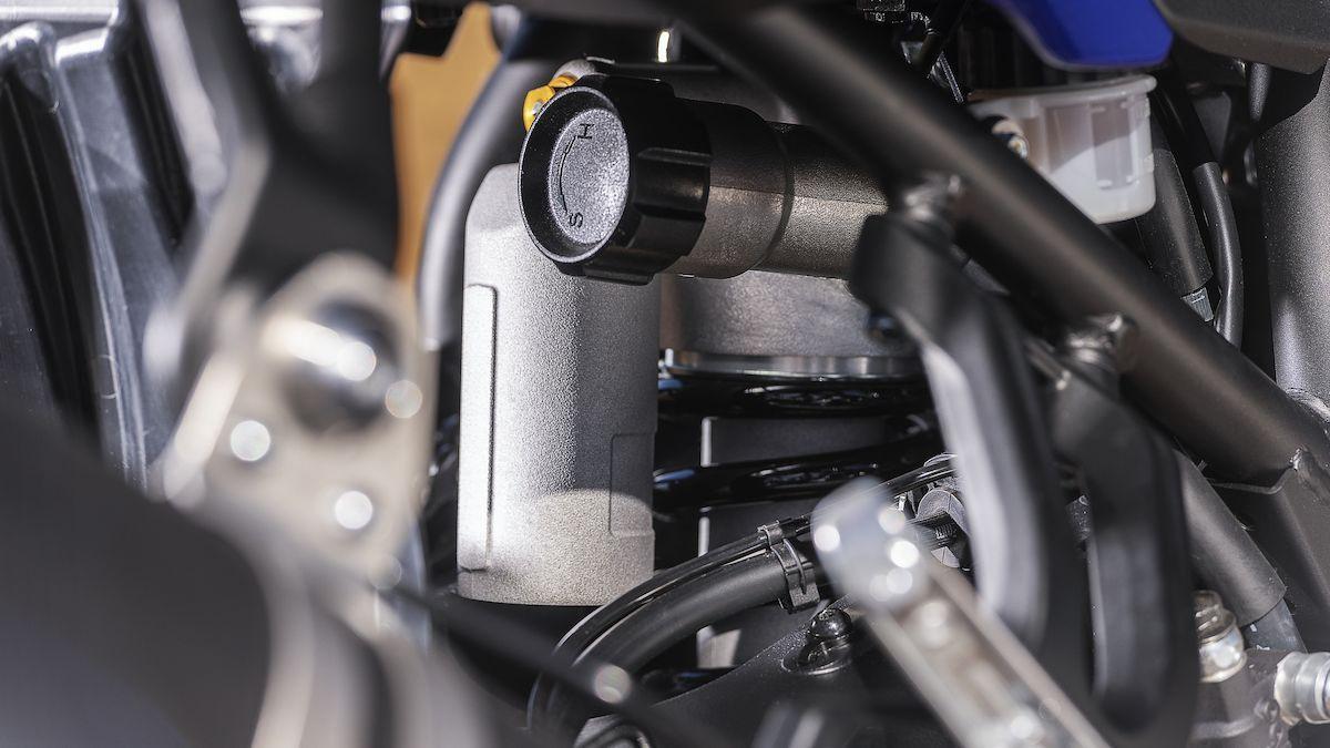 Yamaha 2019 Ténéré 700 amortisseur arrière