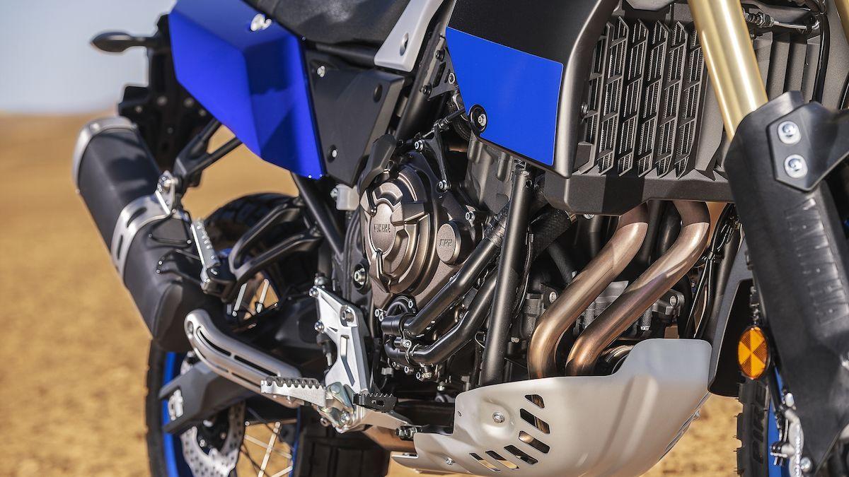 Yamaha 2019 Ténéré 700 cadre tubulaire