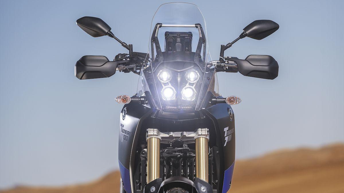 Yamaha 2019 Ténéré 700 face avant