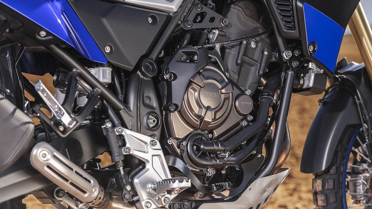 Yamaha 2019 Ténéré 700 moteur CP2