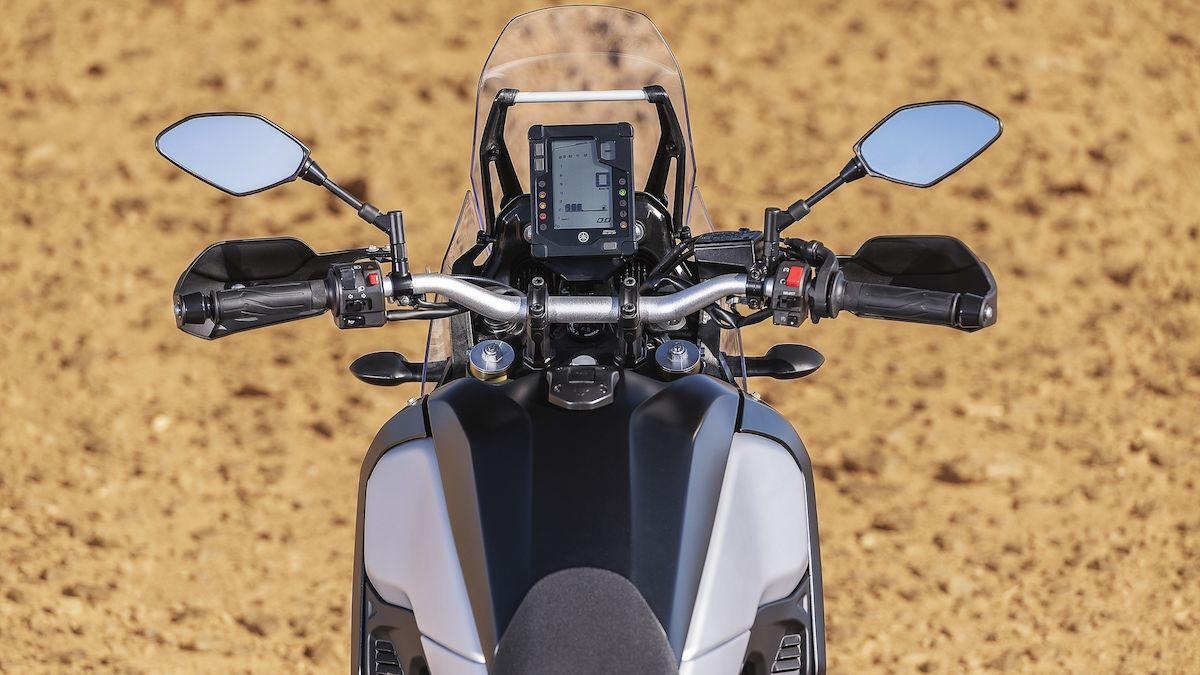 Yamaha 2019 Ténéré 700 poste pilotage