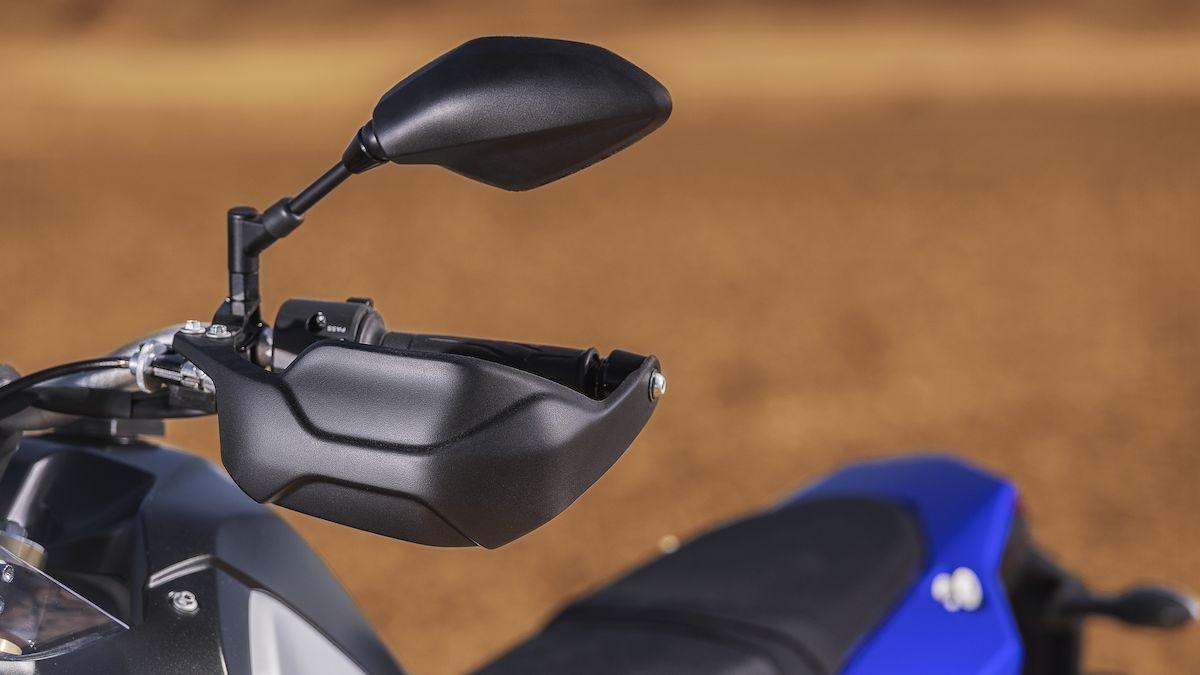Yamaha 2019 Ténéré 700 protection pilote
