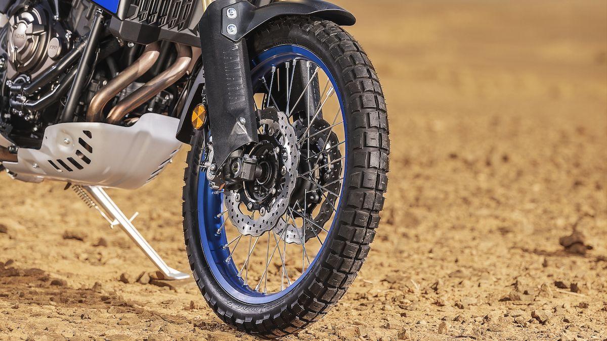 Yamaha 2019 Ténéré 700 roues rayons