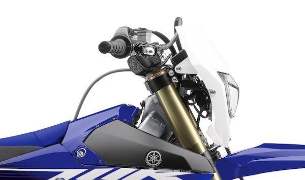 Yamaha 2019 WR250F démarreur électrique