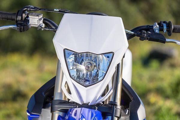 Yamaha 2019 WR250F embrayage enduro