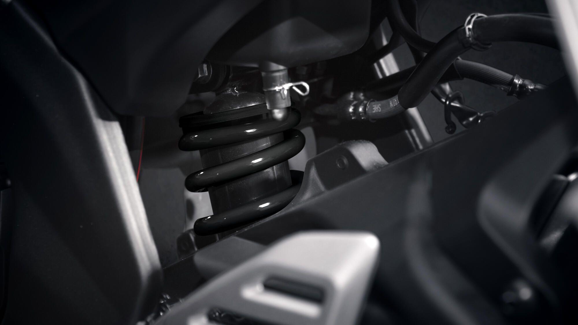 Yamaha 2021 YZF R125 bras oscillant