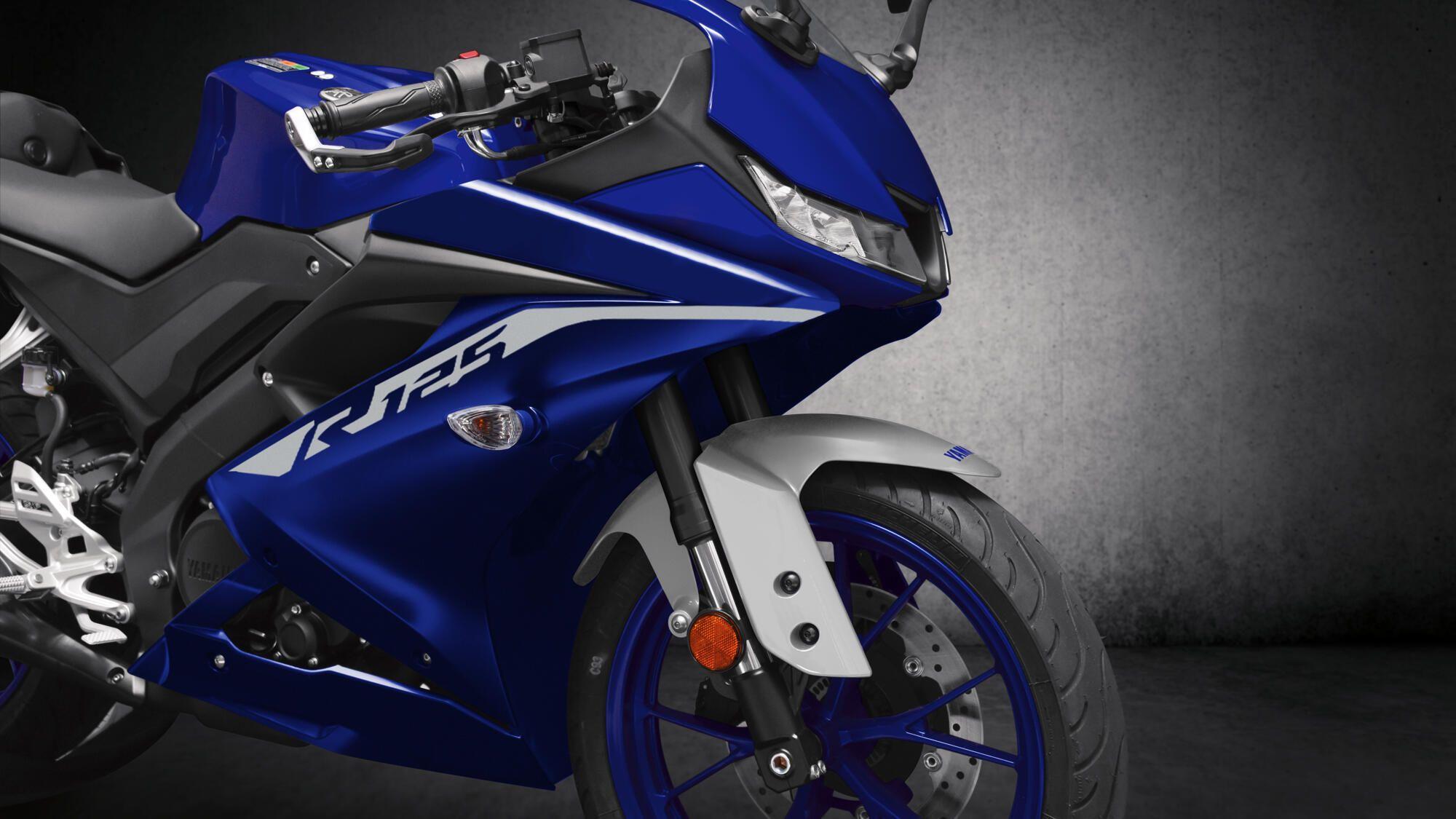 Yamaha 2021 YZF R125 Cadre Deltabox