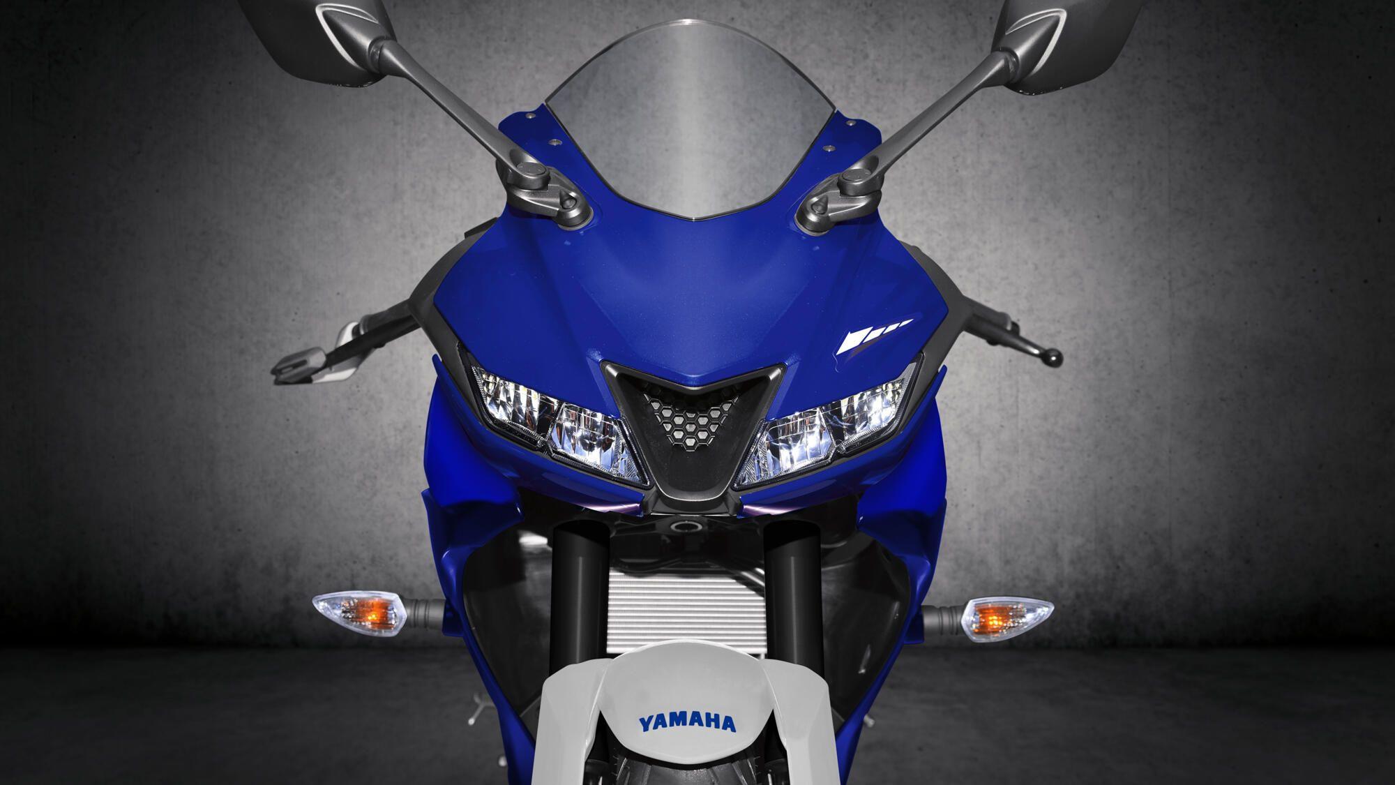 Yamaha 2021 YZF R125 Nouveau carénage