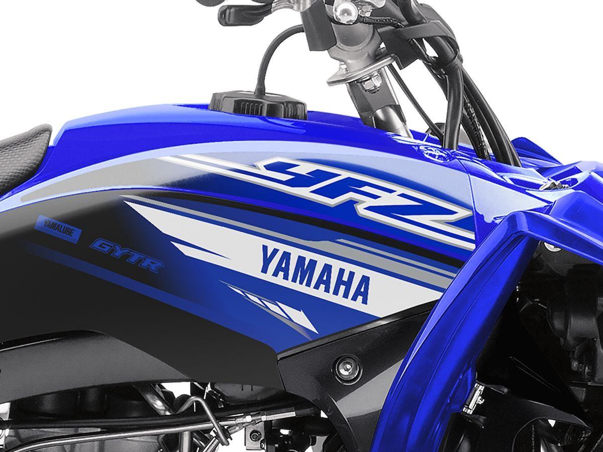 Yamaha 2019 YFZ450R embrayage antidribble
