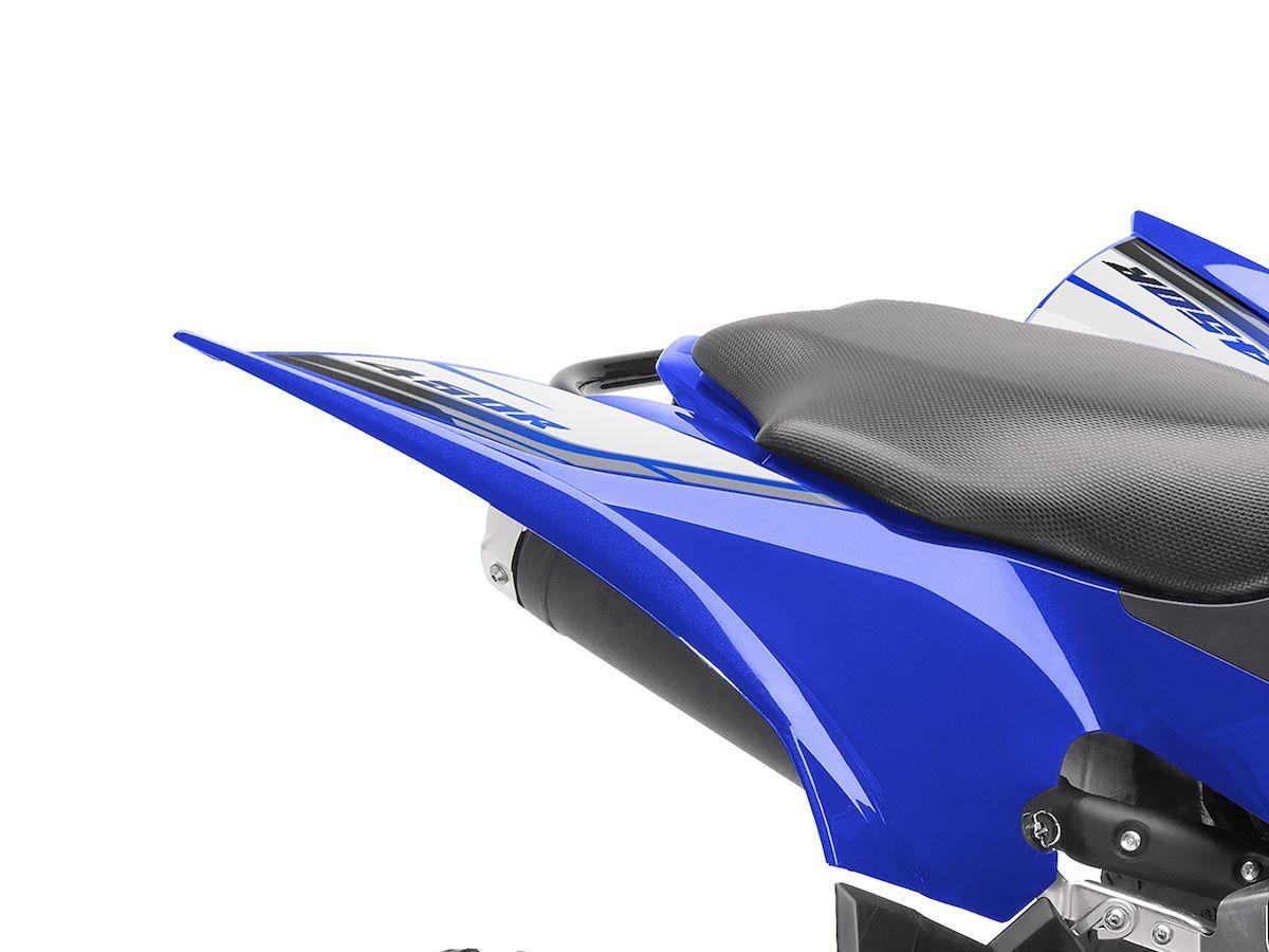 Yamaha 2019 YFZ450R ergonomie soignée