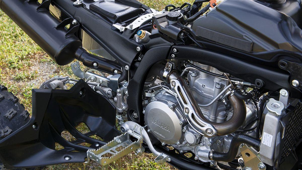 Yamaha 2019 YFZ450R hautes performances