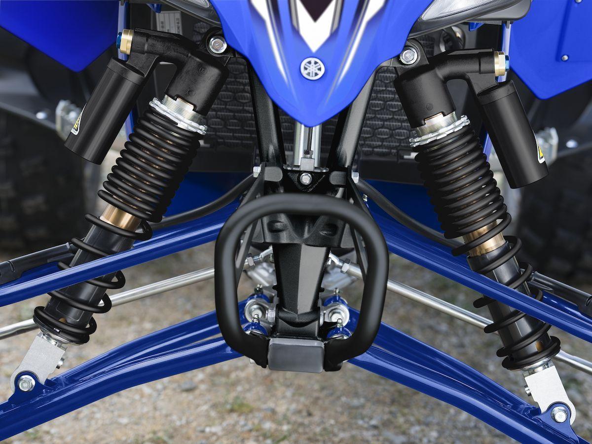 Yamaha 2019 YFZ450R suspensions réglables