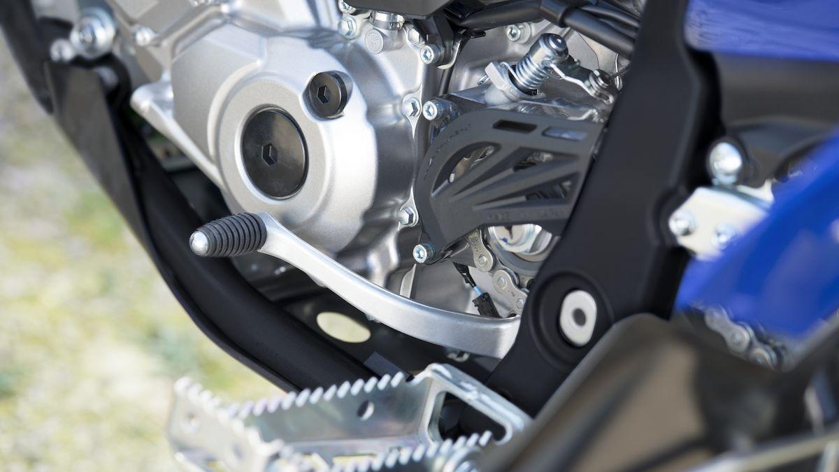 Yamaha 2019 YFZ450R transmission optimisée
