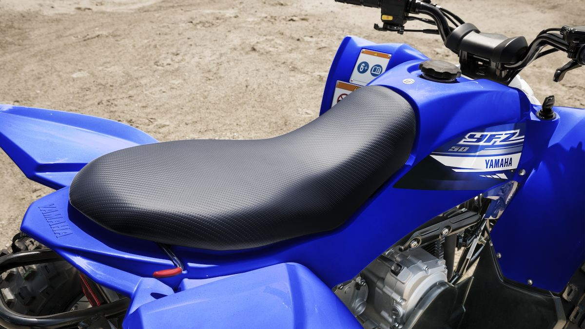 Yamaha 2019 YFZ50 habillage compact