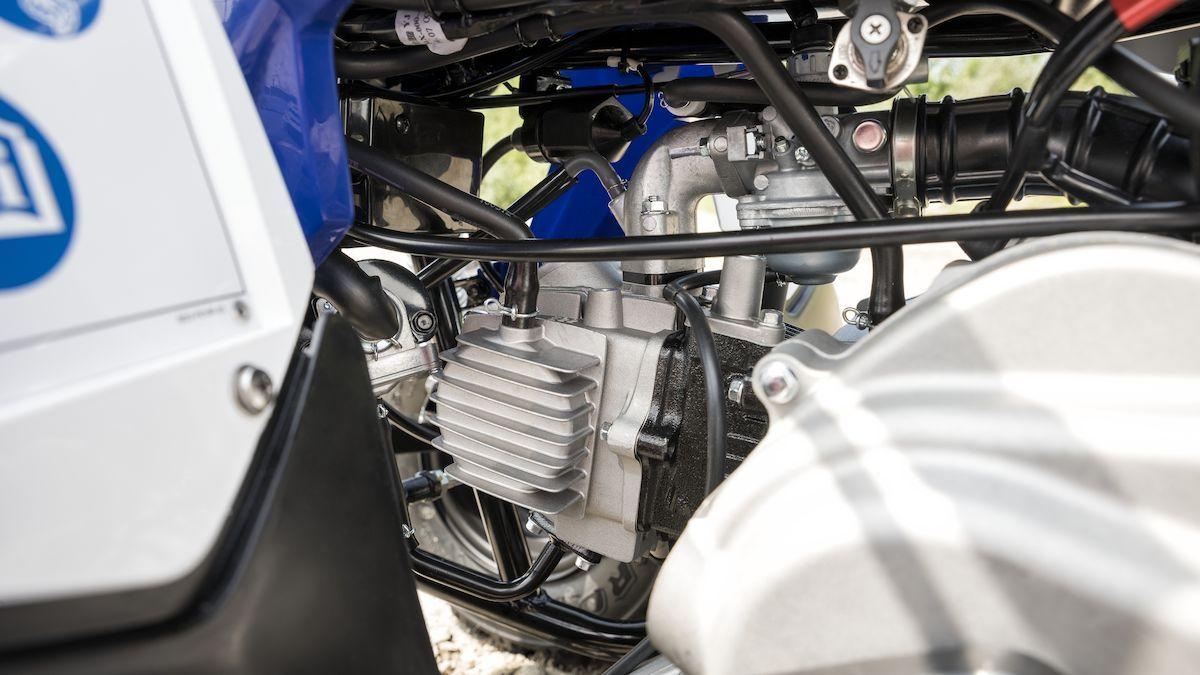 Yamaha 2019 YFZ50 moteur fiable