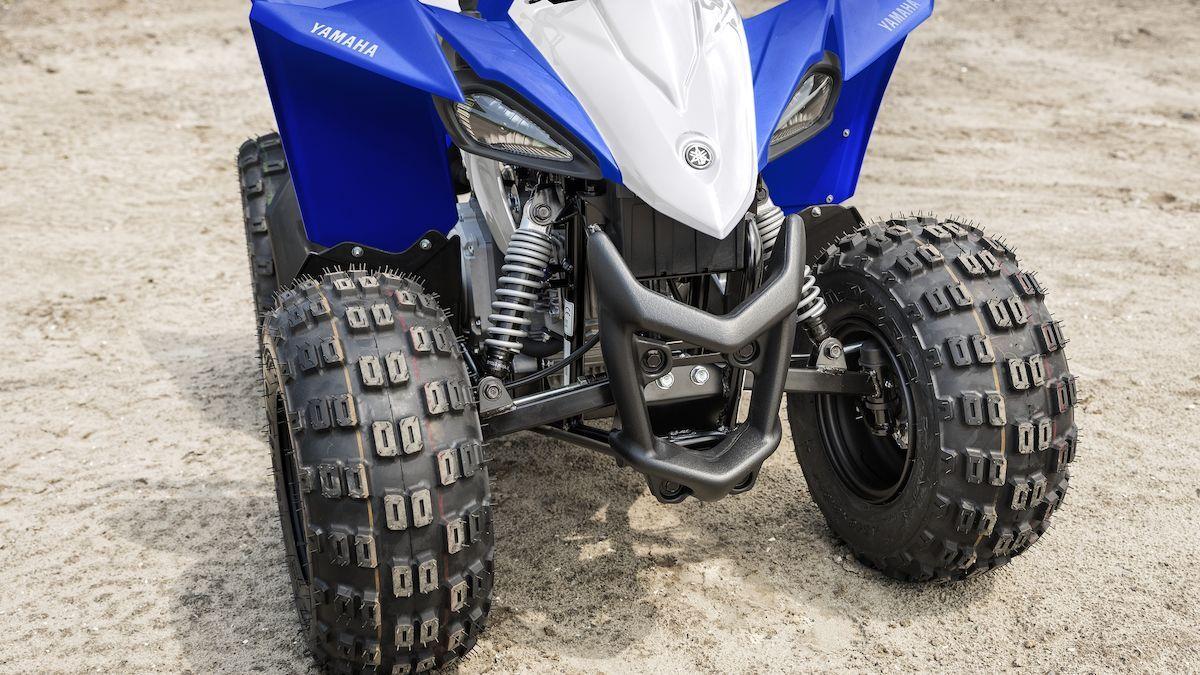 Yamaha 2019 YFZ50 système sécurité