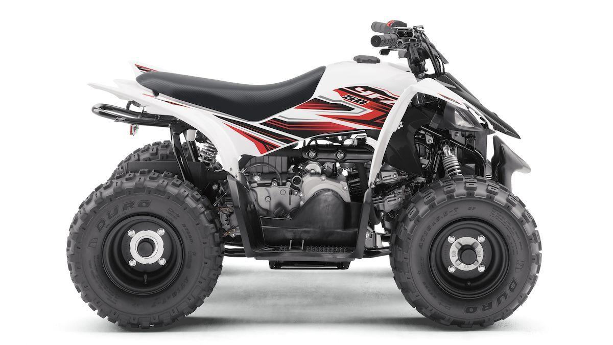 Yamaha 2019 YZF50 transport facile