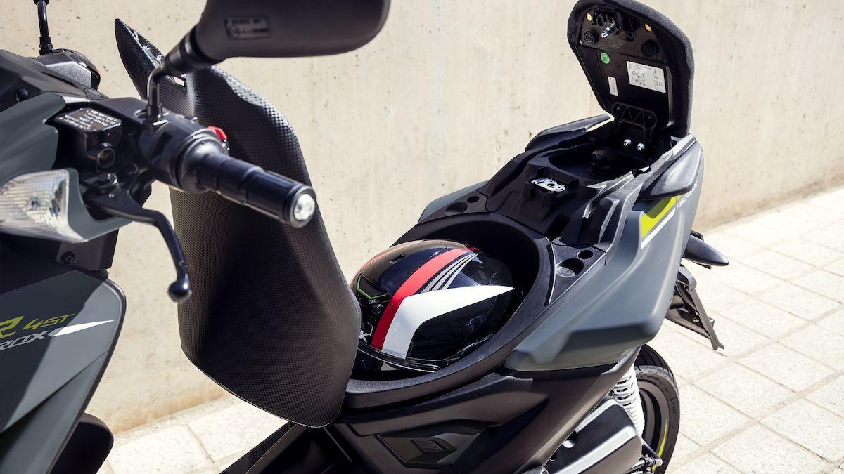 Yamaha 2019 Aerox 4 économique pratique