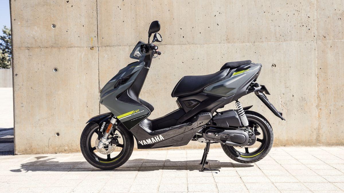 Yamaha 2019 Aerox 4 caractéristiques gamme