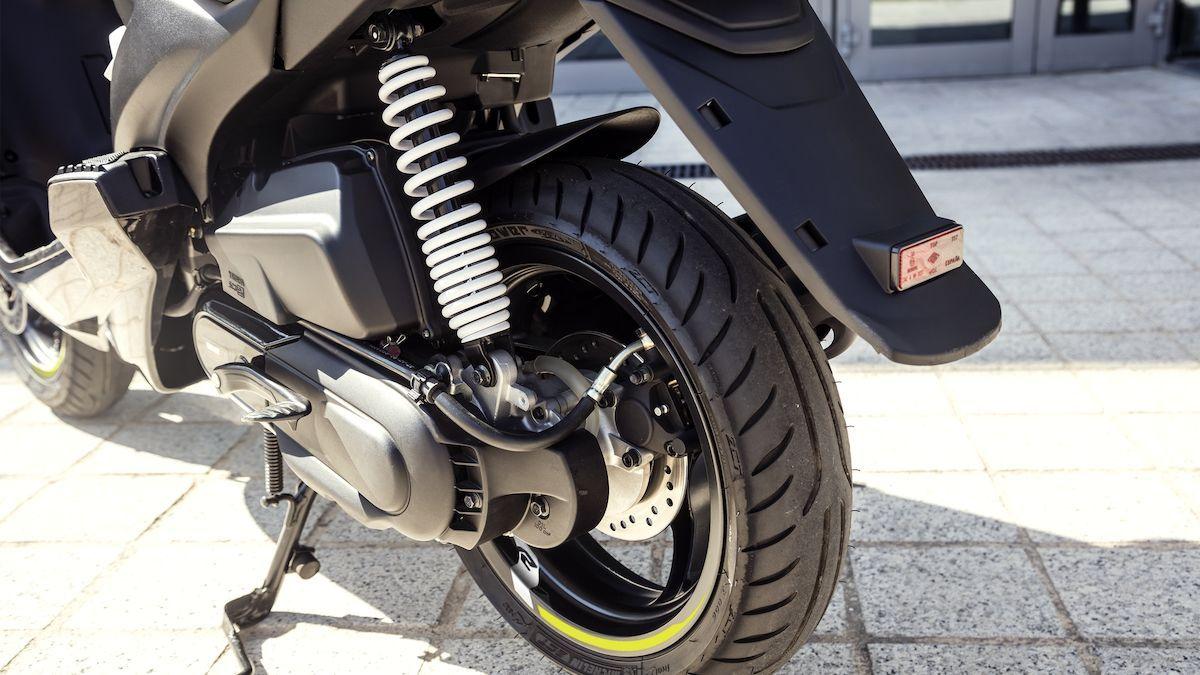 Yamaha 2019 Aerox 4 roues légères