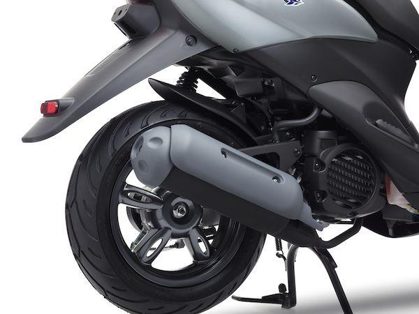 Yamaha 2018 neos 4 moteur 50