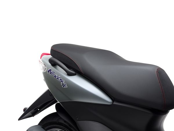 Yamaha 2018 neos 4 pratique confortable