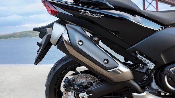 Yamaha 2018 TMAX accélérations exceptionnelles