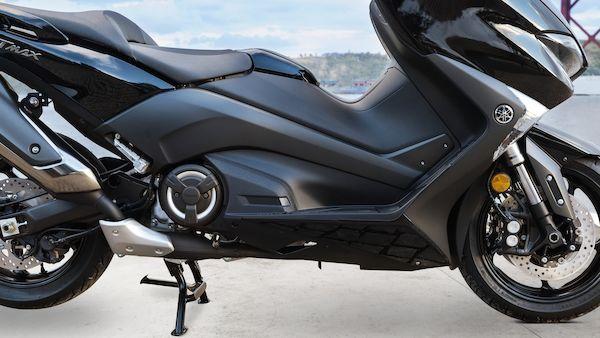 Yamaha 2018 TMAX châssis aluminium