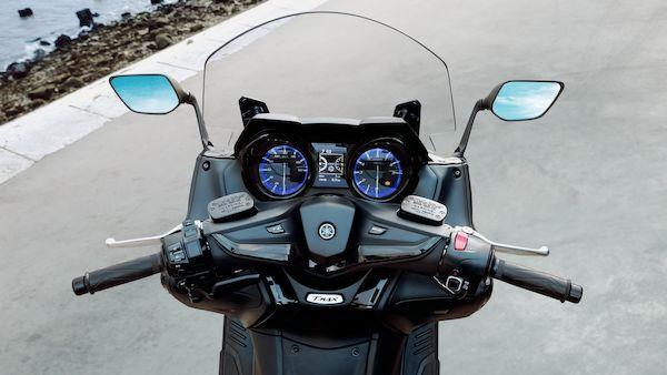 Yamaha 2018 TMAX tft sophistiqué