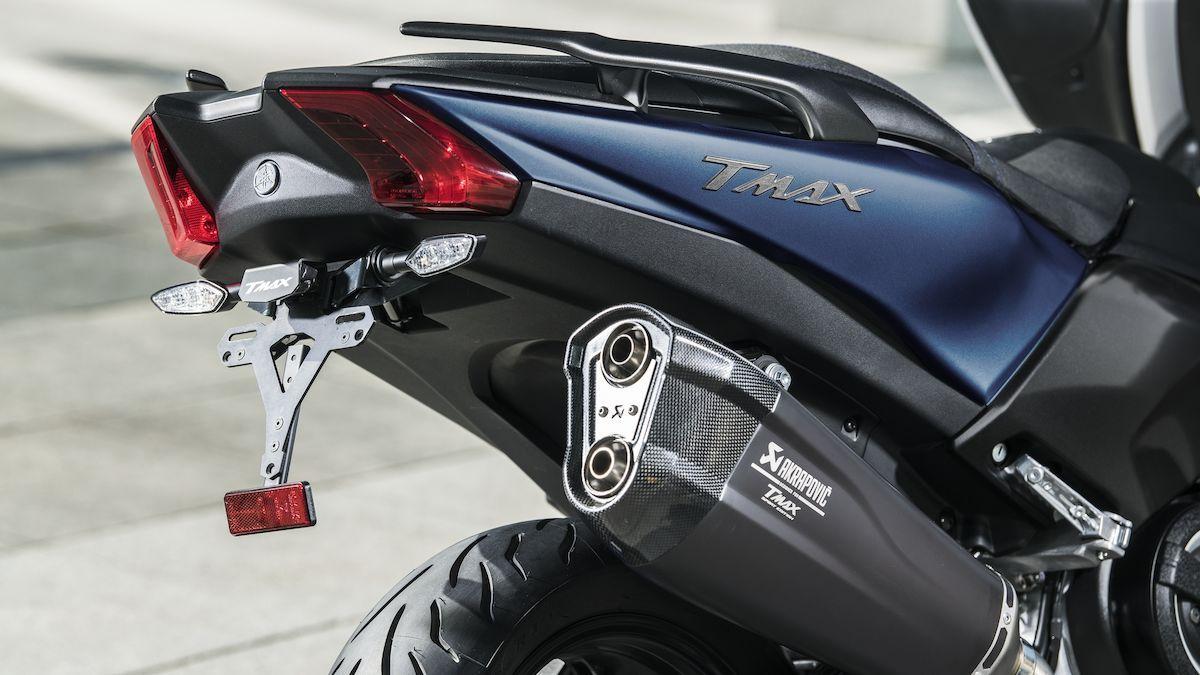 Yamaha 2019 TMAX SX Sport Edition bulle sport