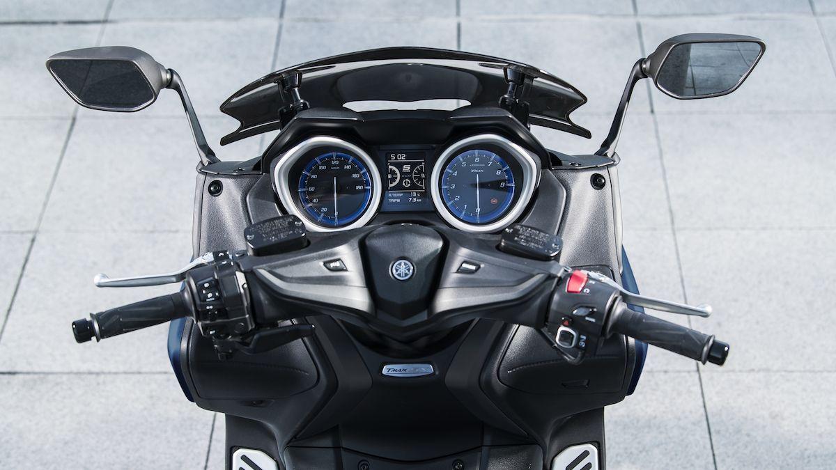Yamaha 2019 TMAX SX Sport Edition tft sophistiqué